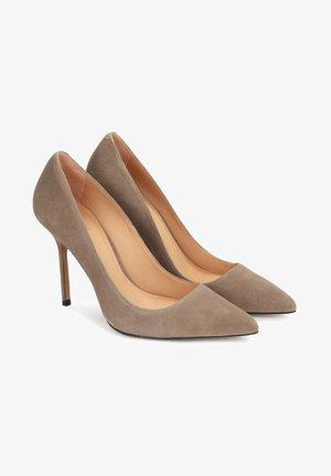 BIANCA - High heels - taupe