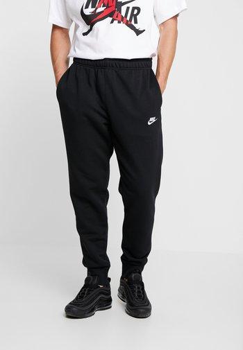CLUB - Pantaloni sportivi - black
