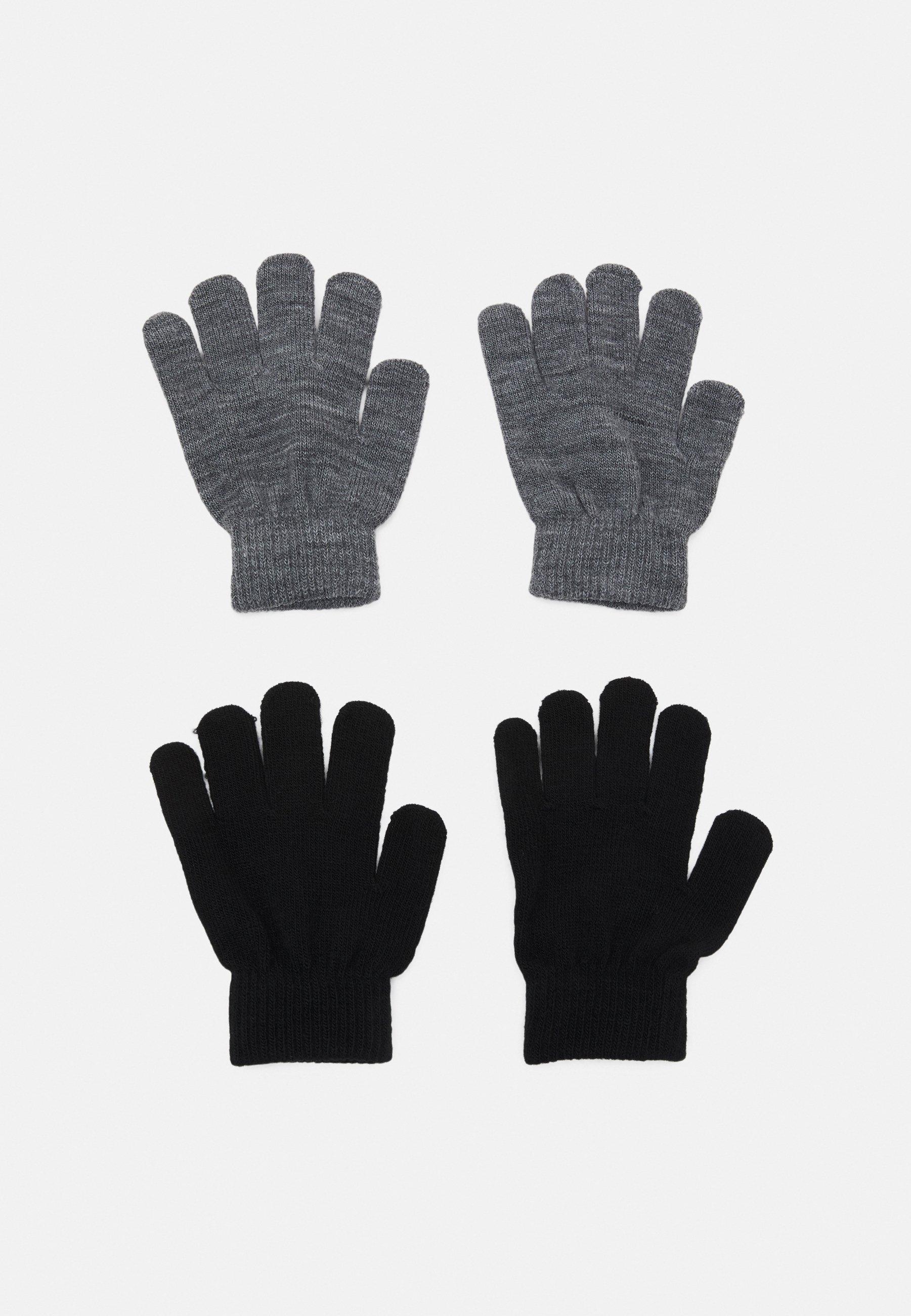 Kinder NKNMAGIC GLOVES 2 PACK UNISEX - Fingerhandschuh
