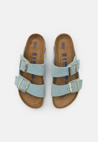 Birkenstock - ARIZONA  - Sandalias planas - light blue - 5