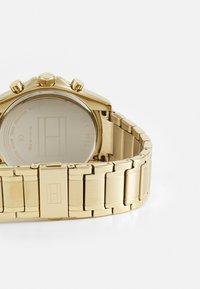 Tommy Hilfiger - PARKER - Watch - gold-coloured/blue - 1