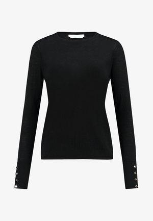 FRANKIE - Pullover - black