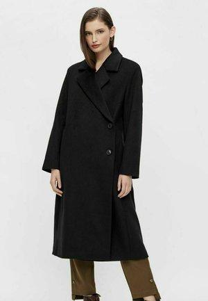 Klasyczny płaszcz - black