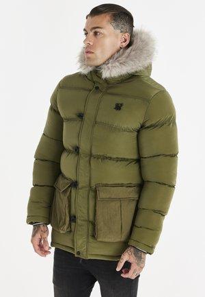 RIP STOP PUFF - Winter coat - khaki