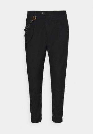 PANT - Pantalon classique - black