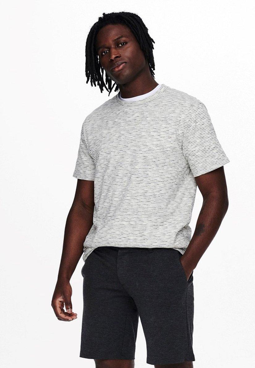 Uomo CAMISETA - T-shirt con stampa