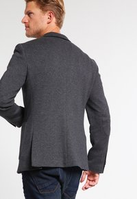 Pier One - Blazer jacket - grey melange - 2