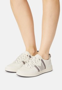 maje - 221FURIOUSGLITTER - Trainers - argent - 0