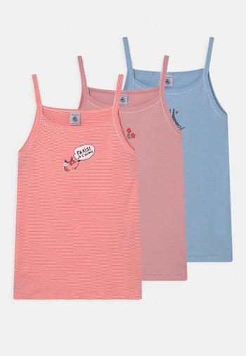 3 PACK - Undershirt - multi-coloured