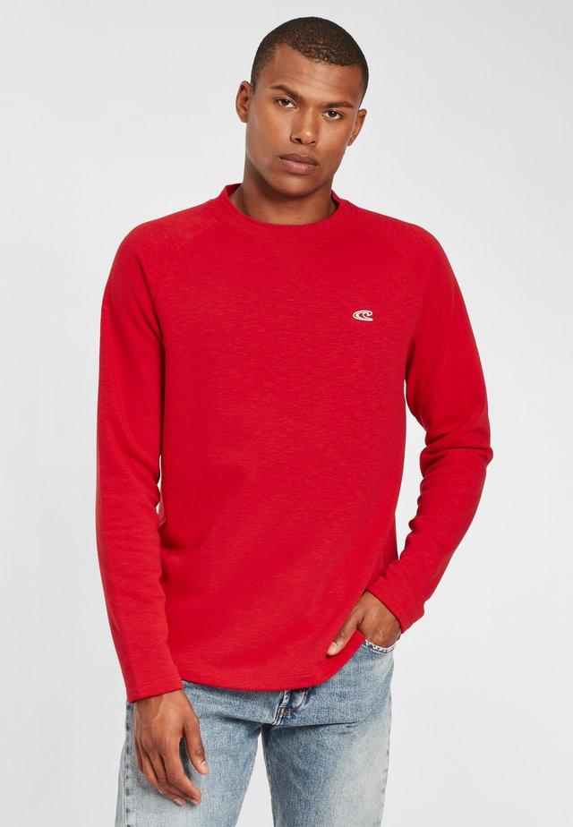 Sweater - haute red