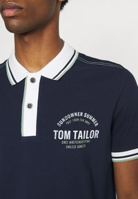 TOM TAILOR - DECORATED - Polotričko - sailor blue - 4