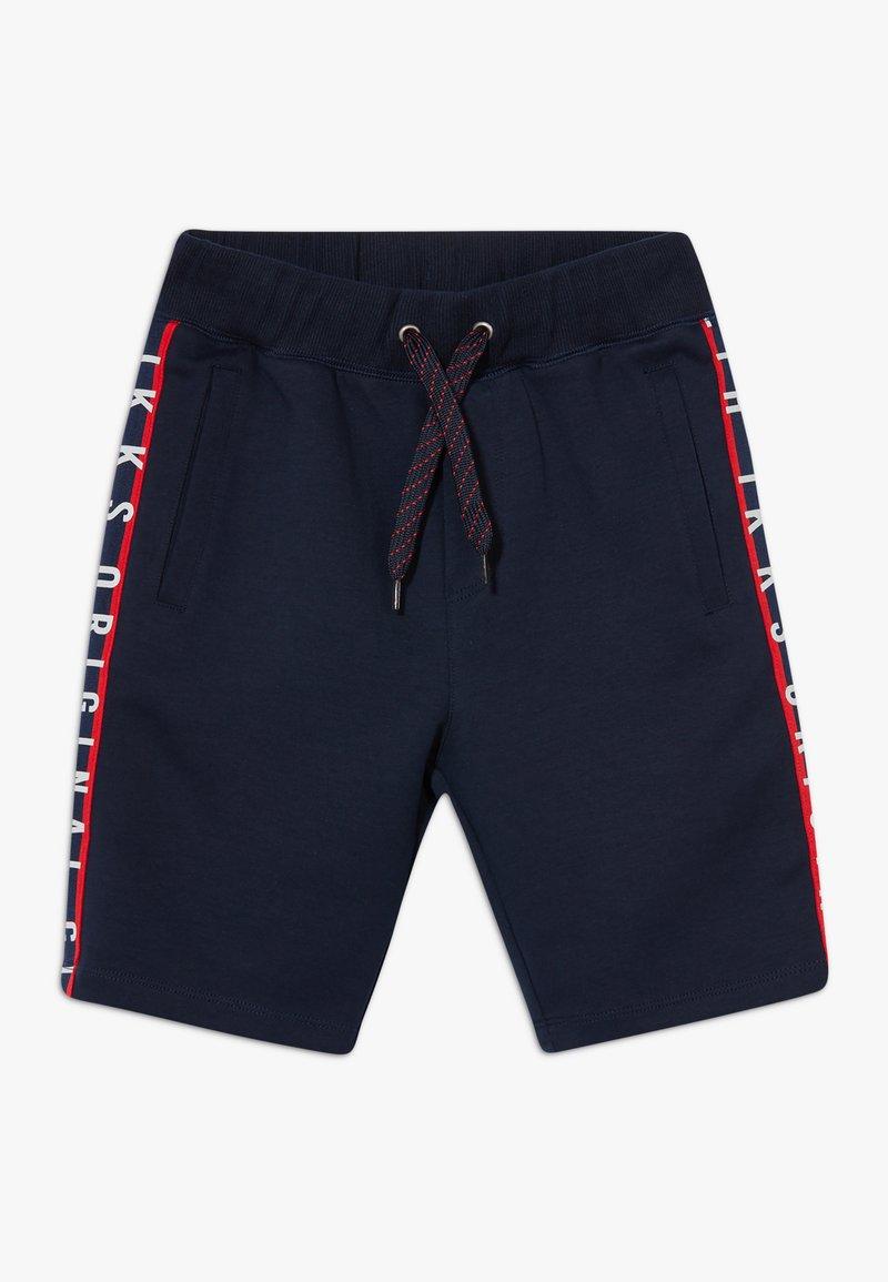 IKKS - BERMUDA - Pantalon de survêtement - navy