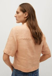 Mango - JENI - Button-down blouse - oranje - 2