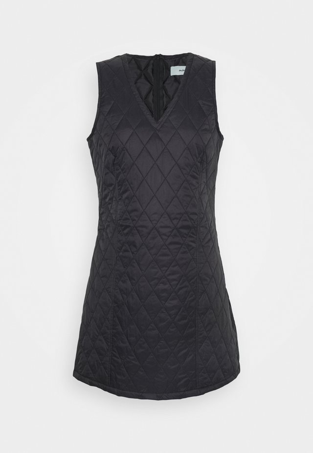 PILLEA - Robe d'été - black