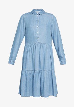 PHILIPPA DRESS - Denim dress - light blue wash
