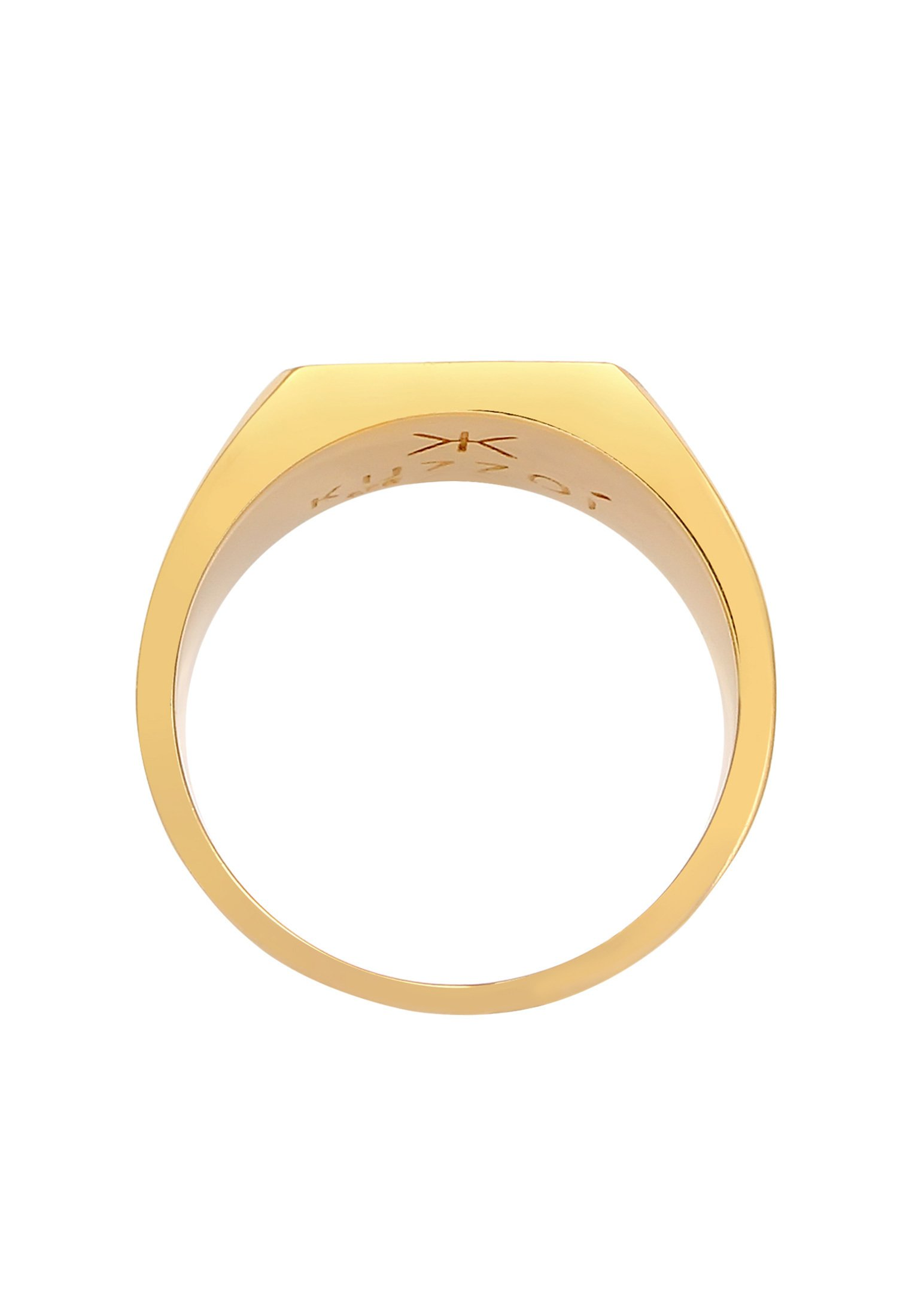 Homme COMPASS LOOK CHUNKY - Bague