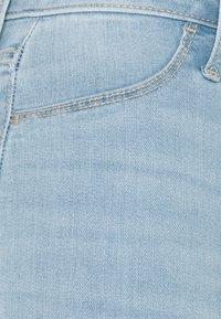 Hollister Co. - CURVY - Jeans Skinny Fit - indigo - 5