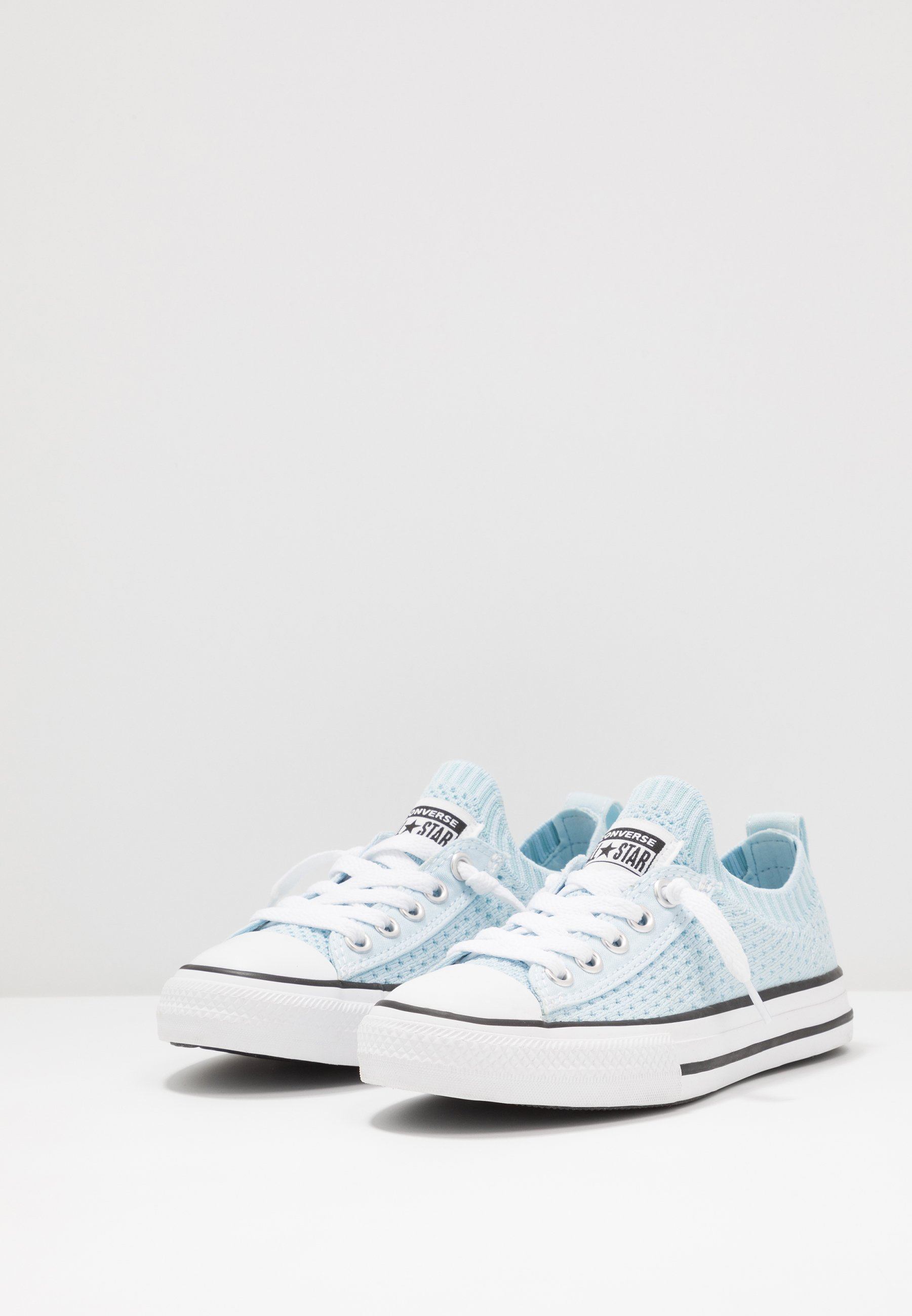 CHUCK TAYLOR ALL STAR KIDS - Sneakers laag - agate blue/black/white