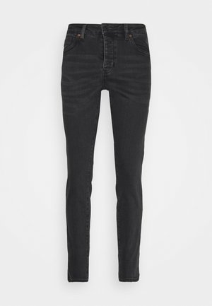 IGGY  - Slim fit jeans - black denim