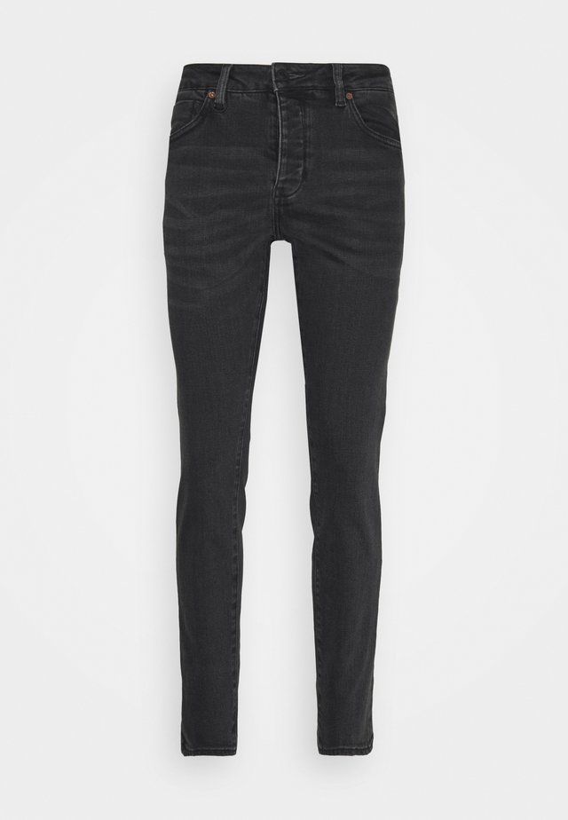 IGGY  - Slim fit -farkut - black denim