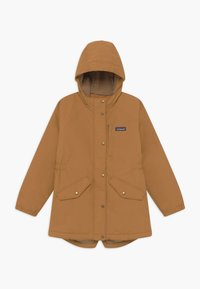 Patagonia - GIRLS INSULATED ISTHMUS - Veste d'hiver - umber brown - 0