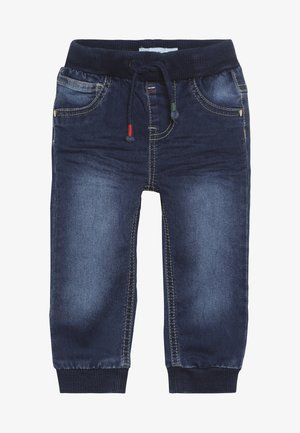 NBMROMEO PANT - Jeans Relaxed Fit - dark blue denim