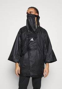 adidas Performance - URBAN COLD.RDY OUTDOOR - Down coat - black - 4