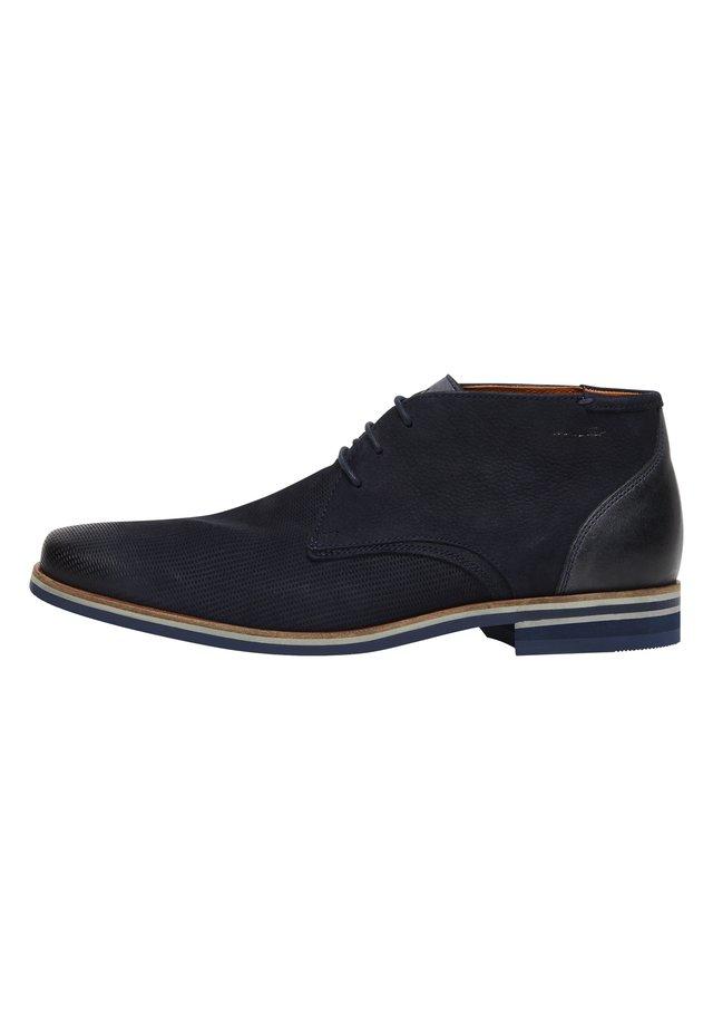 ADONI - Chaussures à lacets - blauw