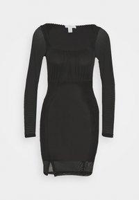MINI - Shift dress - black