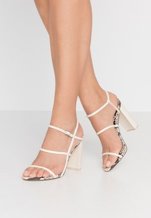 IMPRESSA - High heeled sandals - ice