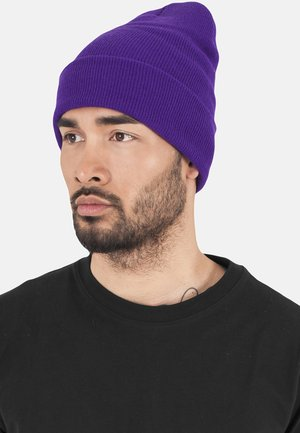YUPOONG HEAVYWEIGHT  - Beanie - purple