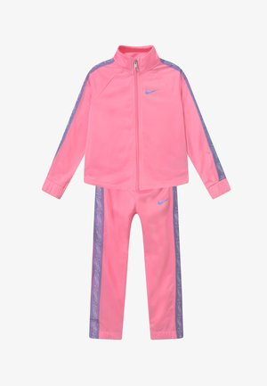COLORSHIFT TAPING TRICOT SET - Tracksuit - pink