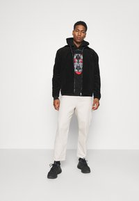 Kings Will Dream - DEMON HOODIE - Hoodie - black/red - 1