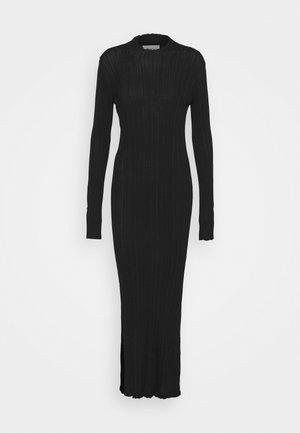 HADELAND DRESS - Maksimekko - black