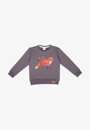 RED FOXES  - Sweatshirt - grey