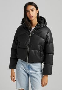 Bershka - Light jacket - black - 0