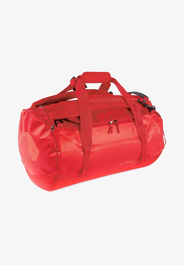 BARREL - Holdall - red