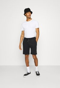 Abercrombie & Fitch - ICON - Shorts - black - 1