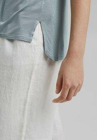Esprit Collection - Button-down blouse - grey blue - 3