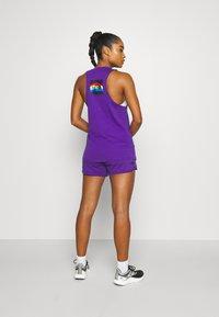 The North Face - RAINBOW SHORT - Sports shorts - peak purple - 2