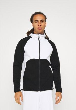 DIME JACKET - Training jacket - black/white