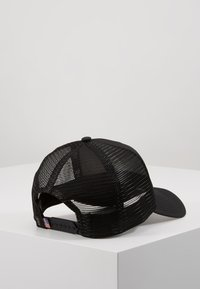 New Era - NEW ERA US TRUCKER - Gorra - black - 4