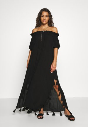 DRESS - Beach accessory - black