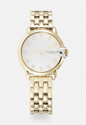 ARDEN - Hodinky - gold-coloured/white