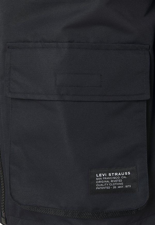 Levi's® TACTICAL - Kurtka wiosenna - blacks/czarny Odzież Męska LGFK
