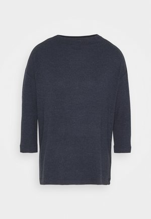 ECOVERO - Jumper - navy