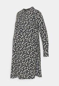 Dorothy Perkins Maternity - SHIRT DRESS - Blousejurk - black - 0