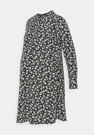 SHIRT DRESS - Paitamekko - black