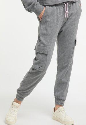 Pantalon de survêtement - gray melange