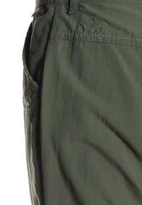 Jack Wolfskin - SAFARI ZIP OFF PANTS 2-IN-1 - Outdoor trousers - woodland green - 5